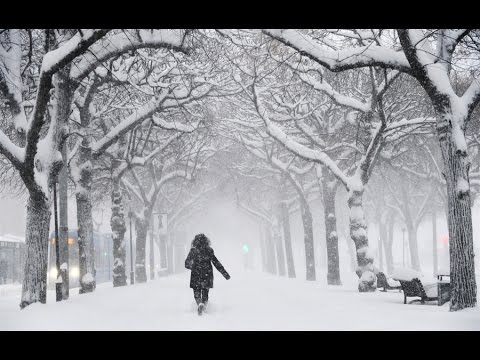 winter scenes relaxing meditation youtube