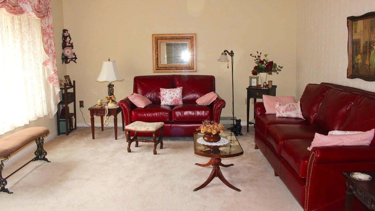 Antique Home Decor Living Room Decorating Ideas - YouTube on Room Decor Ideas  id=74990