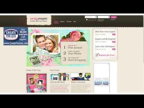 5 Best Online Scrapbook Maker Websites