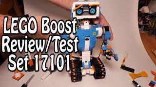 Review LEGO Boost: Modelle und Fazit (Set 17101 Test deutsch Programmierbares Roboticset)