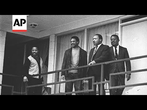 Ap Shortdocs The Assassination Of Mlk Jr 50 Years Later Youtube