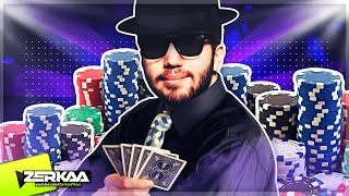 WHERE'S MY CARD LUCK?!   Pure Hold Em Poker