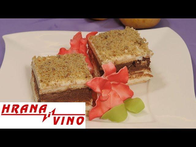 Brze monte kocke | Hrana i Vino SR