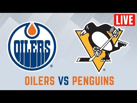 Pittsburgh Penguins vs Edmonton Oilers Live Stream October 23rd 2018 | Play-By-Play