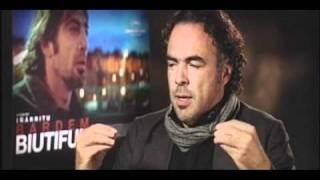 EnFilme.com: Entrevista Biutiful: Alejandro González Iñarritu y Javier Bardem