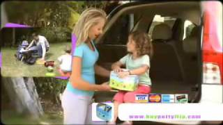 Potty Flip Commercial