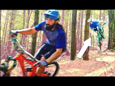 THE MAN, THE MYTH, THE BUFFALO!! Cady Hill MTB in Stowe, VT | NES Ep. 7