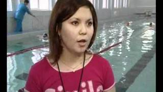 видео оздоровительное лечебное и адаптивное плавание