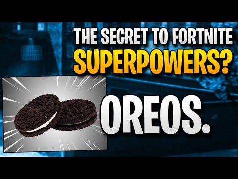 Fortnite - The Secret to Fortnite Superpowers? Oreos. ft. Ninja, FaZe_Cloak, & CourageJD | DrLupo