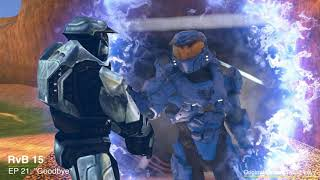"Red vs Blue S15 | EP 21 - ""Goodbye"" 