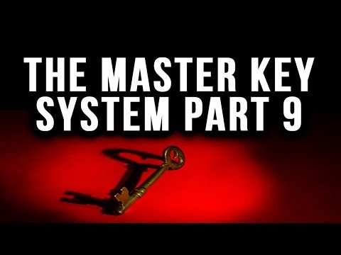 The Master Key System - Charles F. Haanel - Part 9 - Law of Attraction