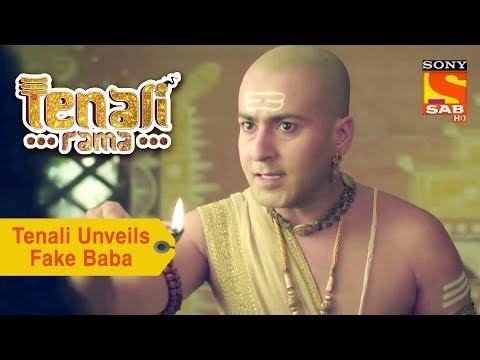 Your Favorite Character | Tenali Rama Unveils Fake Baba | Tenali Rama