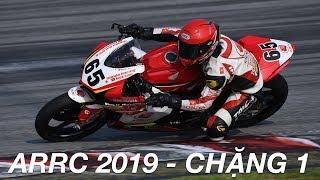 Chặng 1 ARRC 2019 - Cao Việt Nam thi đấu thành công tại Sepang, xuất sắc có 10 điểm