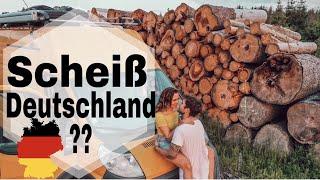 1 Monat quer duŗch Deutschland #VanLife | Yvonne Pferrer