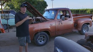 Mopar & Ford Muscle Trucks, Plus a New British Project!-Roadkill Garage Preview Ep. 47
