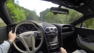 2016 Bentley Continental GT V8 S POV Test Drive