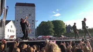 Marcus & Martinus - Slalom - Ei Som Deg - Plystre På Deg - Hei -  LIVE Bergen 2018