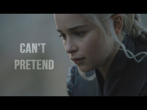Game Of Thrones | Can't Pretend (+7x01)