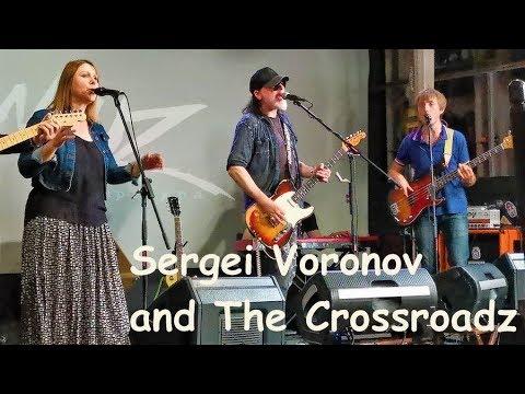 Сергей Воронов & Crossroadz  в программе МузЛитература LIVE /  Sergei Voronov