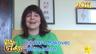 Barbara - White horse