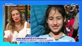 niña asesinada en coyhaique por padrastro