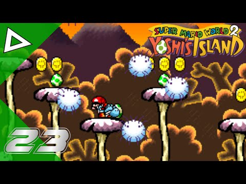 Yoshi's Island Episode 23: Coin Heaven and Platform Hell