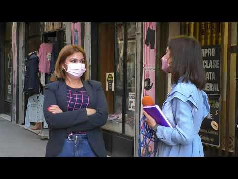 La dueña del Compro Oro de la calle Cristo cuenta el infierno que pasó el día que atracaron su tienda y se la llevaron de rehén