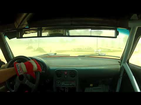 Oakshade Raceway Rallycross Jul 2018 - Morning Runs 4-5