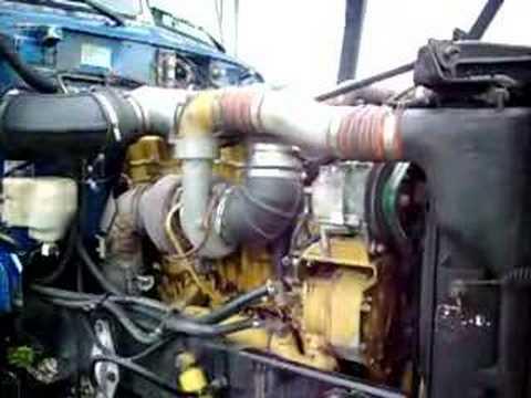 c 15 caterpiller engine in 96 peterbilt