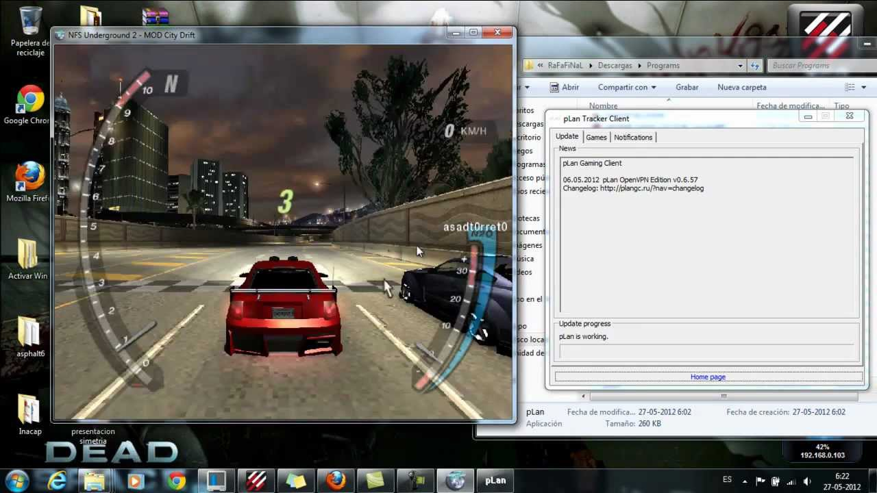 Jugar Need For Speed Underground 2 Online Tunngle Youtube