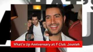 Headlines of Episode 101 of What's Up with Serge Asmar on OTV   Sunday, May 19, 2013