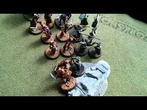Middle Earth's Deadliest Warband: End of Round 1 - Eastern Kingdoms vs Arnor #09