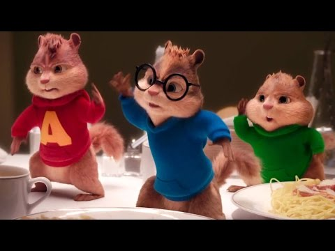 Chipmunks - Hulapalu (Andreas Gabalier Cover)