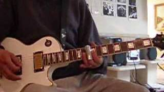 Me playing Born Late 58' with the slide guitar!