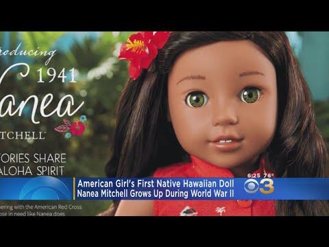 American Girl Introduces Their First Native Hawaiian Doll