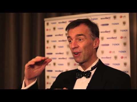Robert MacLeod, CEO, Johnson Matthey - Britain's Most Admired Companies 2014
