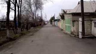 г. Кара-Балта, ул. Российская. Часть 2.