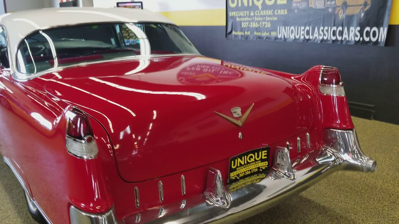 1955 Cadillac Coupe Deville for sale - YouTube