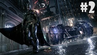 #2 Batman Arkham Knight | Кошка в беде, Оракул пропала, встреча с Ра`сом