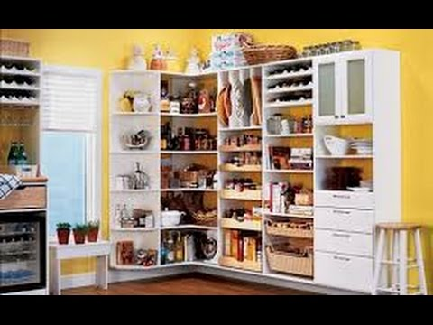food storage cabinet with doors review - YouTube