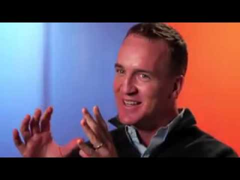 "Peyton Manning: ""Smart guy with a big mouth? It"