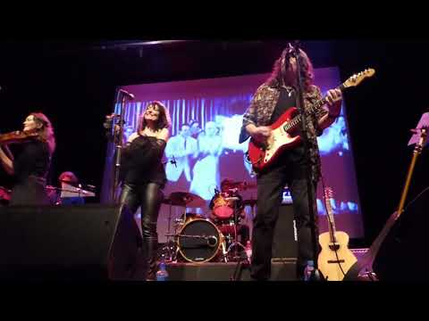 Quill ft Bev Bevan - California Man : Ludlow Assembly Rooms 17th February 2018
