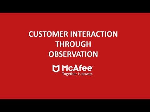 Customer Interaction Through Observation - Part 1