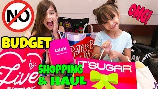 shopping for 24 hours straight