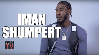 Iman Shumpert: My Pastor Molested 3 Kids, I Would Cry Before Going to Church (Part 8)