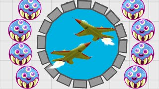 Diep.io Protect The Mothership Agar.io / Diep.io / Wings.io Live Stream