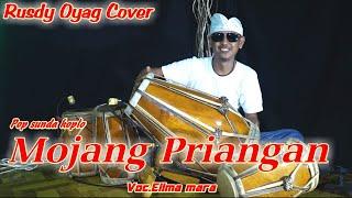 Lagu Pop Sunda ll Mojang Priangan Cover Rusdy Oyag Voc.Ellma Mara