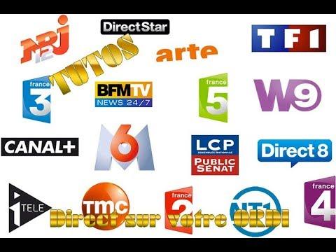 TUTOS Enregistrer les replay et la TV en direct sur PC gratuitement TF1, M6, Gulli...