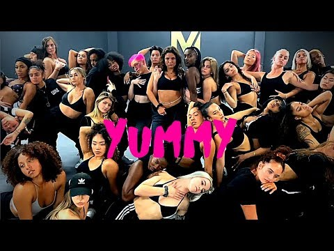 JUSTIN BIEBER YUMMY - CHOREOGRAPHY BY PARRI$ GOEBEL ( SORRY GIRLS AND FRIENDS)
