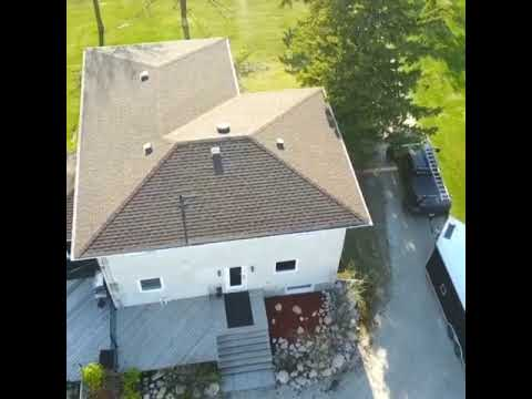 Roofco Re Roofing Home In Charleswood Winnipeg Mb Youtube